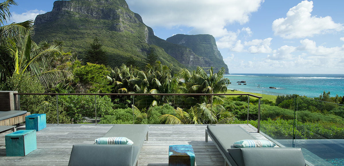 Premium luxury Capella Lodge on Lord Howe Island in NSW image credit capellalodge.com.au