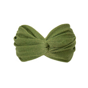 Nova Headband in Chartreuse
