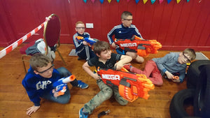 Nerf Tactical Challenge