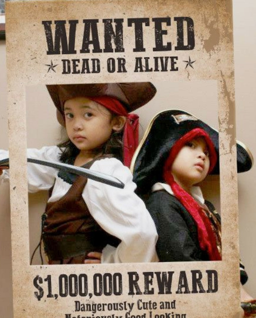 Walk the plank - Pirate themed party