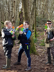 Nerf Battle Royale - Wednesday 8th April