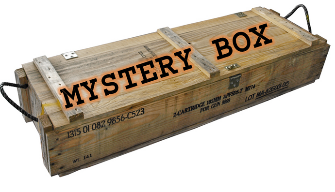 Supply Drop - Mystery Box