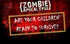 Outbreak Zombie Apocalypse - Tuesday 20th to Thursday 22nd October