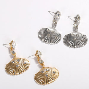 In My Shell Earrings - Oh My Gawdess