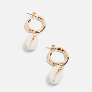 Shell Secrets Stud Earrings - Oh My Gawdess