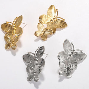 Butter-Fly Away Earrings - Oh My Gawdess