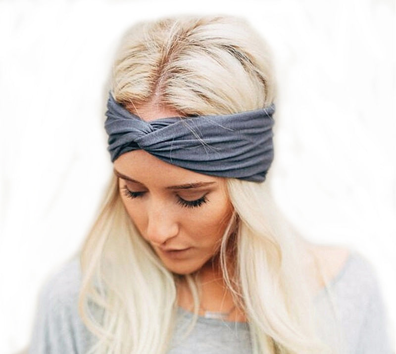 Twist Yoga Headband - Oh My Gawdess