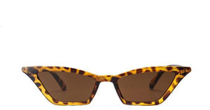 Kitten Power cat-eye sunglasses - Oh My Gawdess