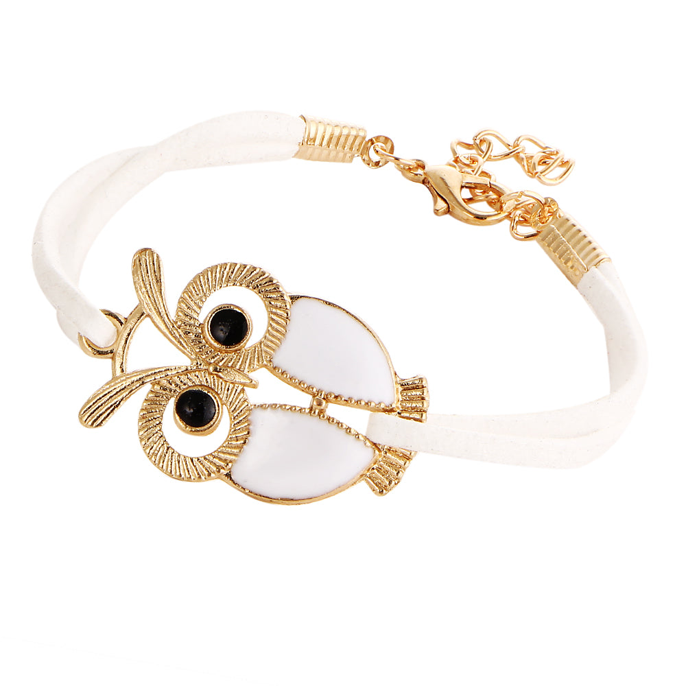 Spirit Animal Owl Bracelet - Oh My Gawdess