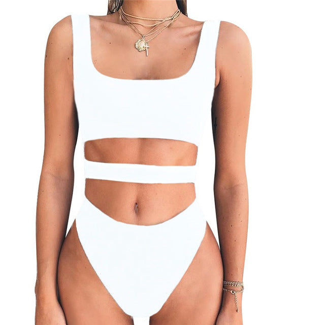 Seductress One Piece Swimsuit - Oh My Gawdess