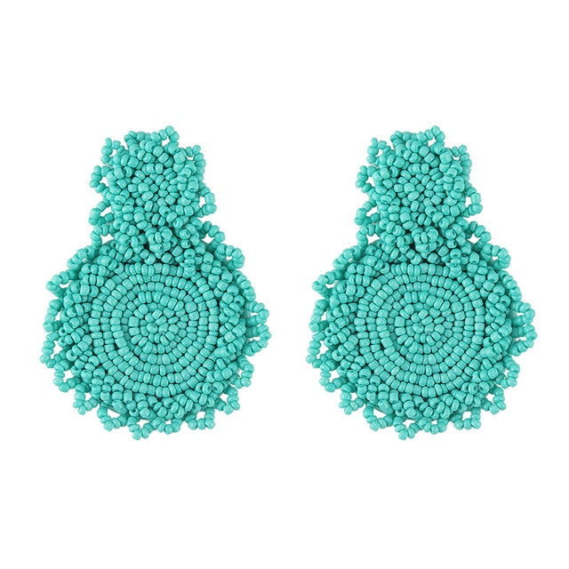 Beadz for days Earrings - Oh My Gawdess