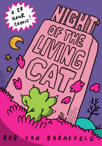 PRE-ORDER: Night Of The Living Cat