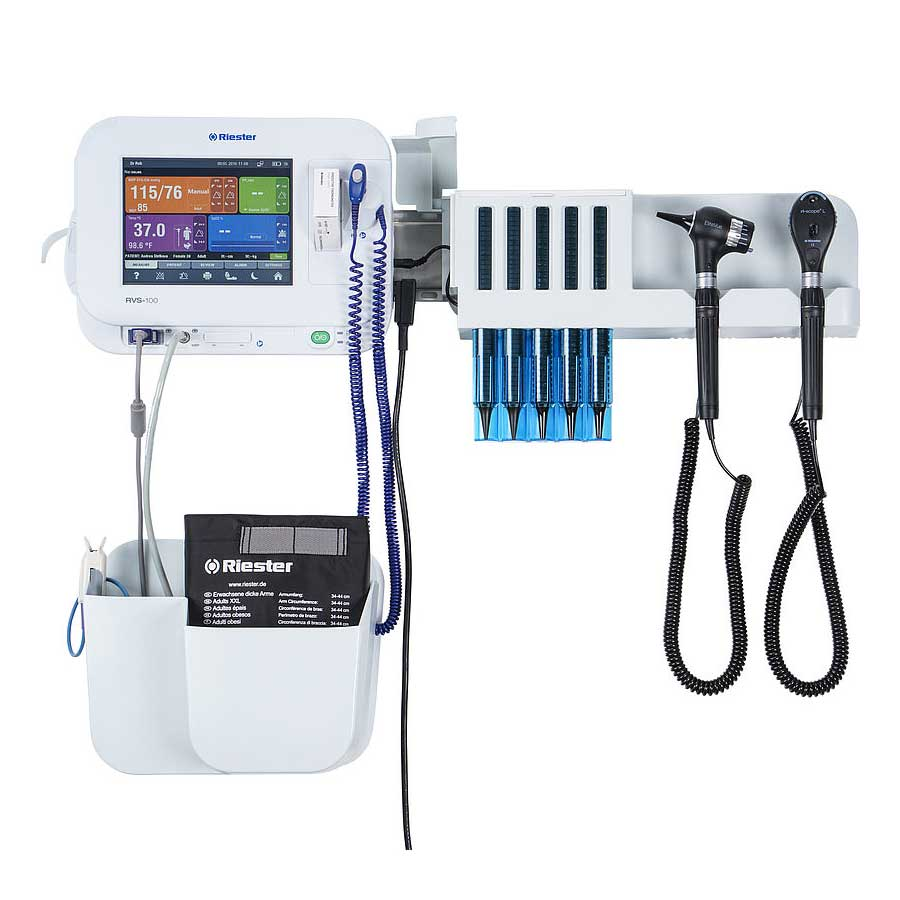 riester rvs 200 wall diagnostic station