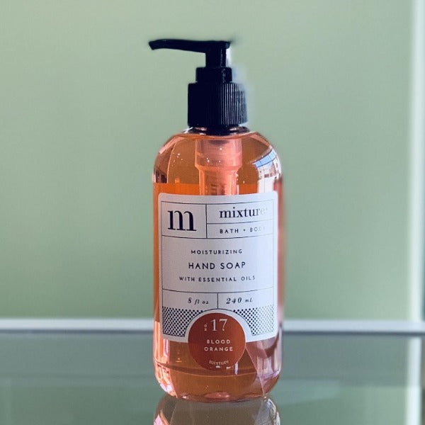 Mixture Hand Soap- Blood Orange