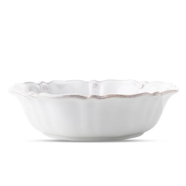 "Berry & Thread 10"" Whitewash Serving Bowl"