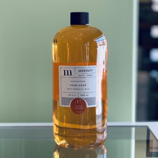 Mixture Hand Soap Refill- Blood Orange