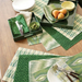 Cantina Evergreen Table Runner