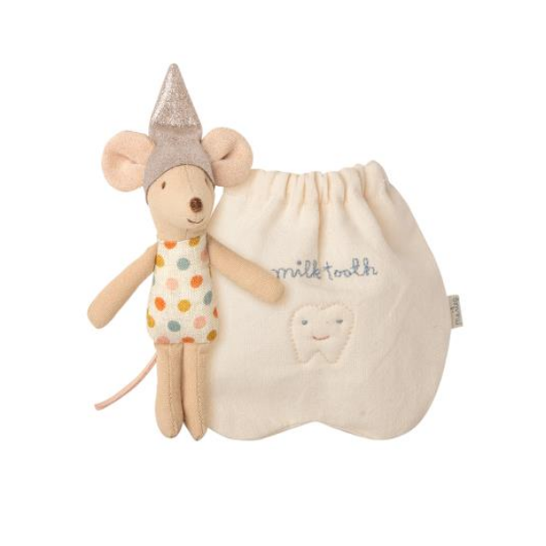 Tooth Fairy Mouse- LIttle