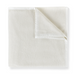 All-Seasons Cotton Blanket: White
