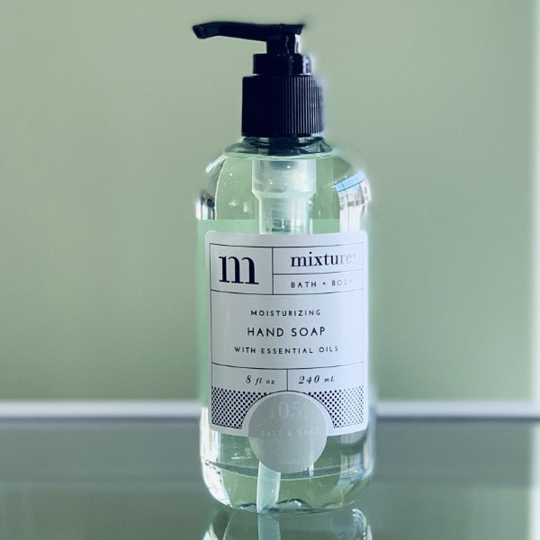 Mixture Hand Soap- Salt & Sage