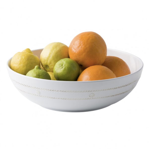 Berry & Thread Melamine Serving Bowl