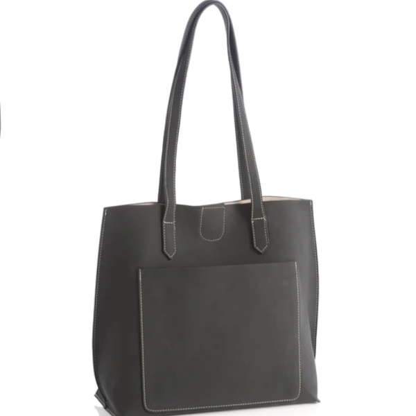 Blair Day Tote : Black