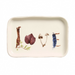 "Forest Walk 7.5"" Love Gift Tray"