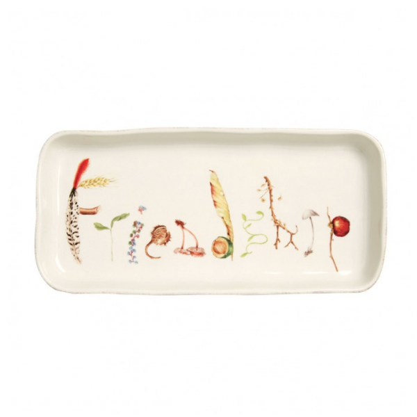 "Forest Walk 10.5"" Friendship Tray"