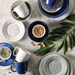 Puro Whitewash Dinnerware