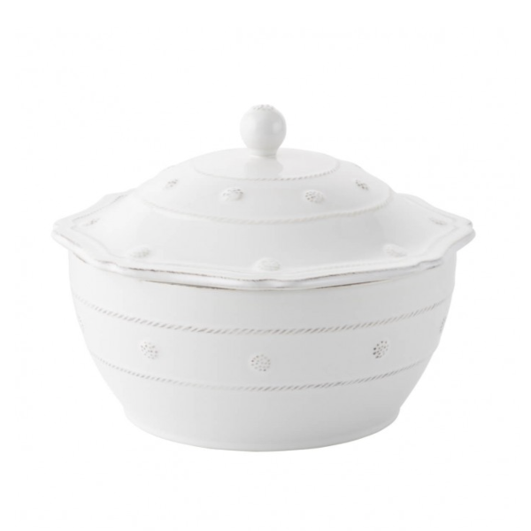 "Berry & Thread 9.5"" Covered Casserole"