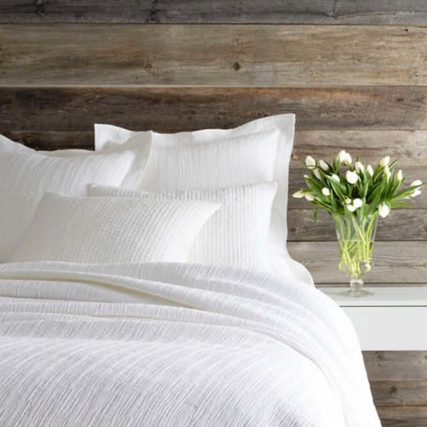 Hardwood Matelasse Bedding