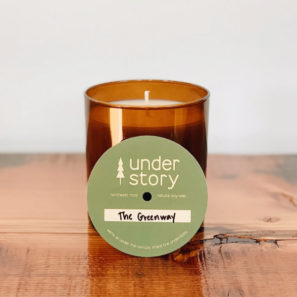 The Greenway Candle