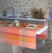 Marie Galante Mango Coated Table Linens