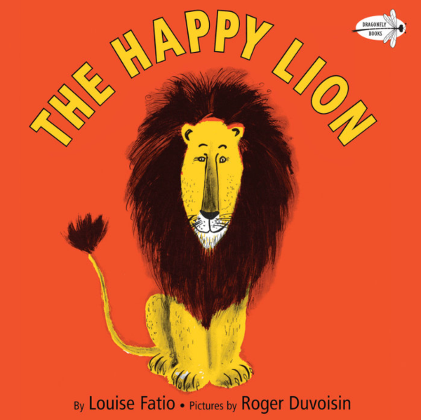 The Happy Lion
