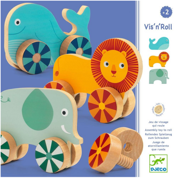 Early Learning Vis 'N Roll