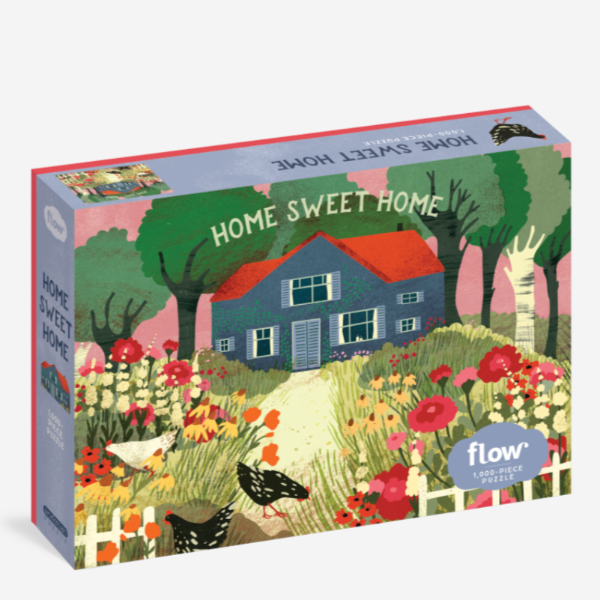 Home Sweet Home 1000-Pc. Puzzle