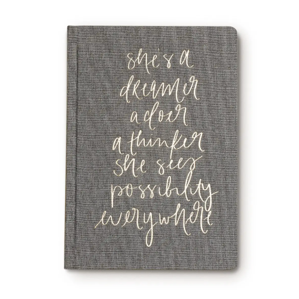 She's a Dreamer Journal