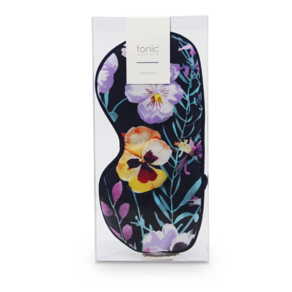 Evening Bloom Eye Mask