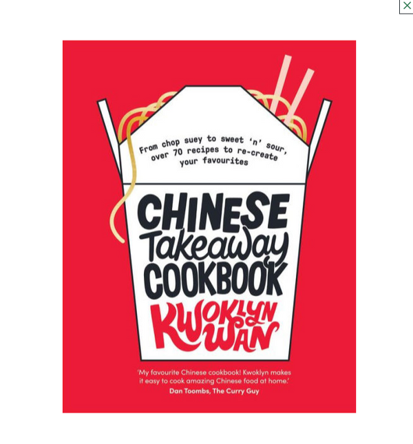 Chinese Takeout Cookbook
