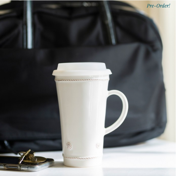 Berry & Thread Travel Mug