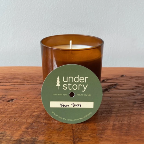 Four Trees Candle