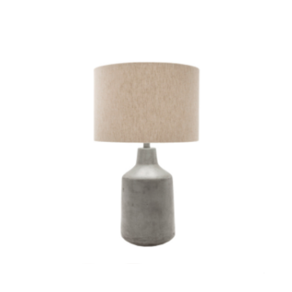 Foreman Lamp with Shade
