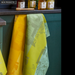Miel en Pot Green Tea Towel