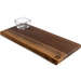 Andrew & Simon Collaboration- Pinneo Board w/ Glass Bowl- Walnut