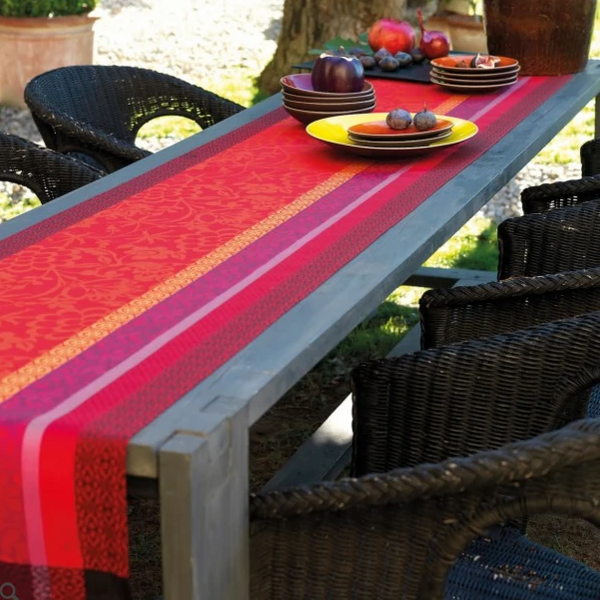 Provence Strawberry Table Linens