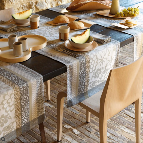 Provence Beige Table Linens