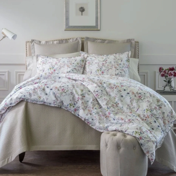 Peacock Alley Chloe Duvet Cover