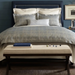 Peacock Alley Biagio Duvet Cover