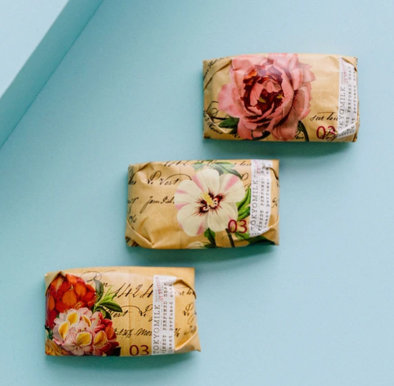 Tokyo Milk Botanica Mini Soap Collection
