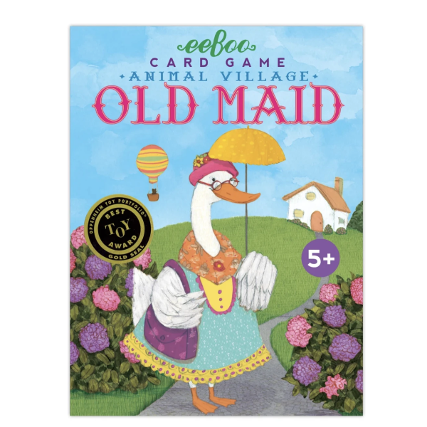 Animal Old Maid Playing Cards
